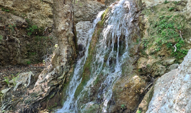 Wasserfall im Tal der Schmetterlinge